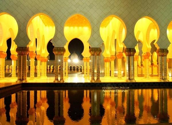 Grand Masjid in Abudhabi by naushadme