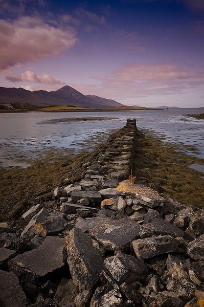 Croagh Patrick by chazcherry