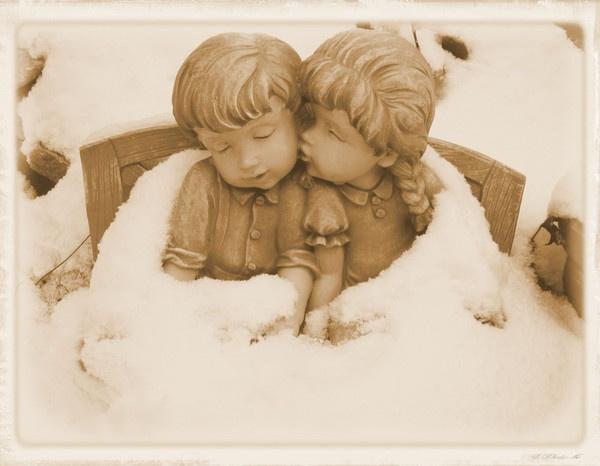 Blanket of snow. by SandraDee2