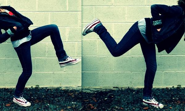 converse = love by Tamar