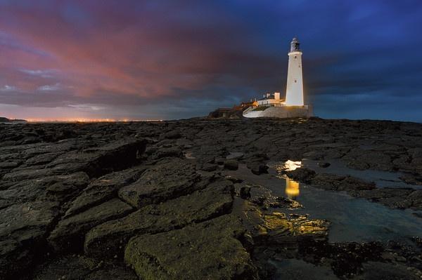 St Marys Lighthouse 2 by robmann72