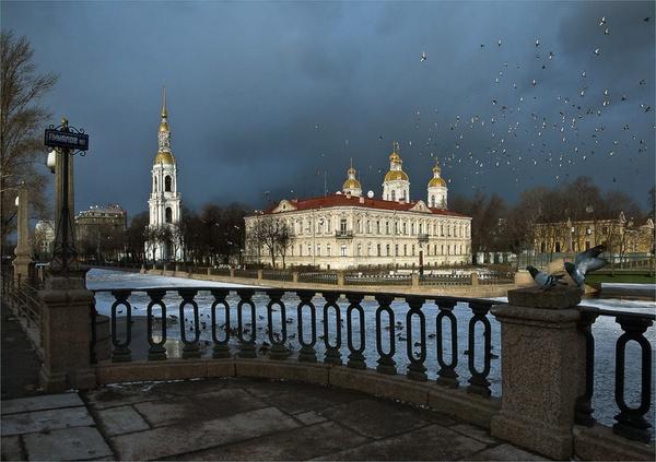 View from the bridge by IgorDrankin