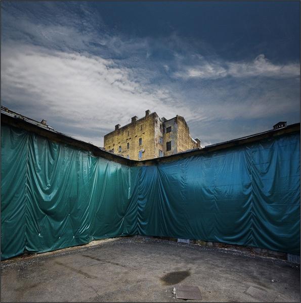 Curtain by IgorDrankin