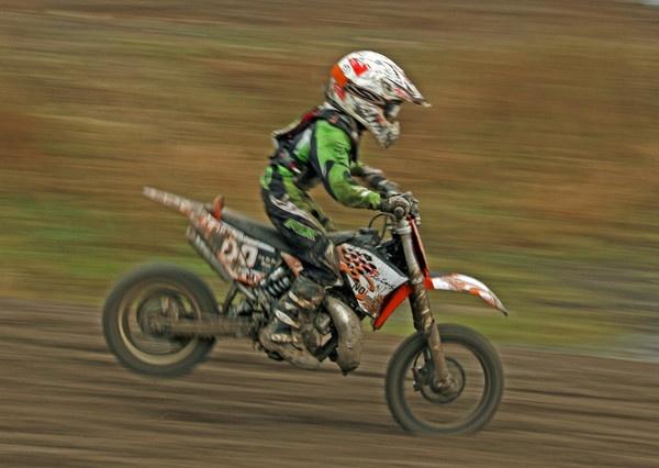 Junior Motocross by wattley