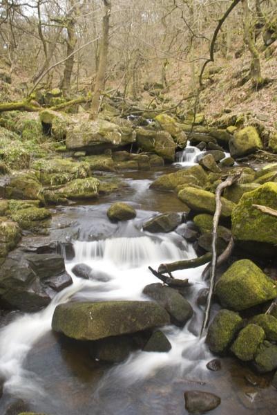 Padley Gorge by jasonrwl