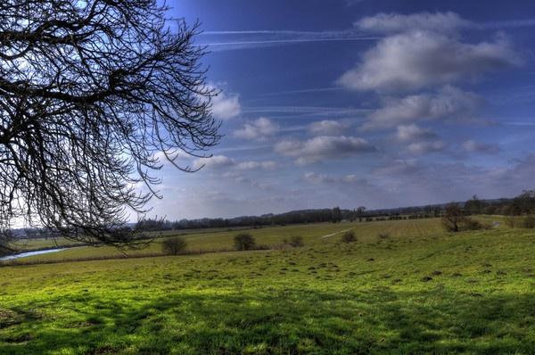 Random Field Shot by Ulysses3d