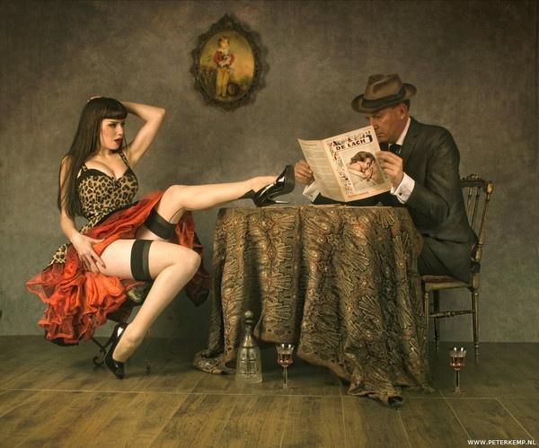 First Erotic Magazine by peterkemp