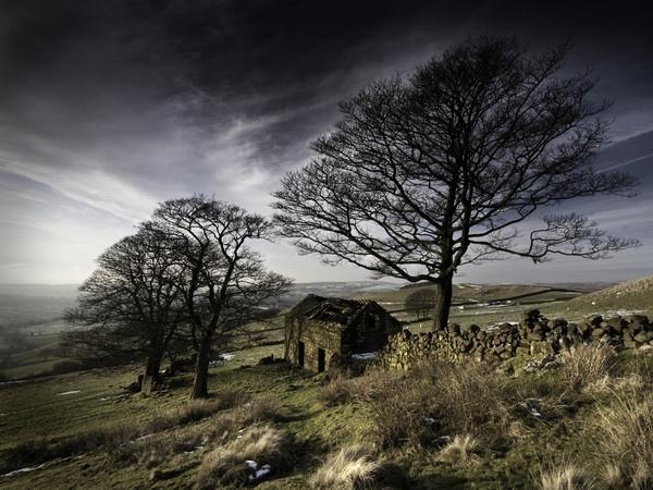 The Old Barn by Palmerjoss