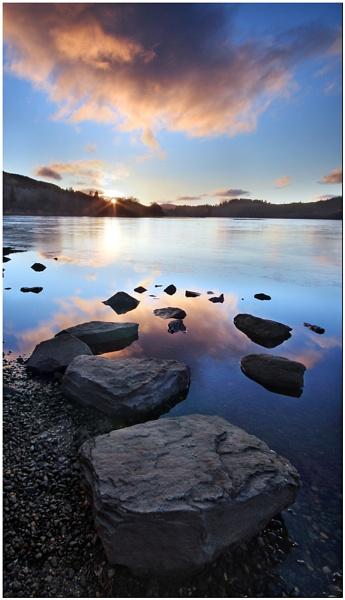 Sunrise @ Loch Achray