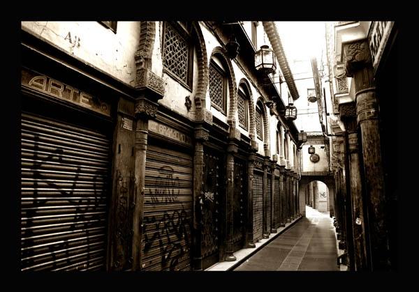 Granada (the Albaicín area) by roverfoxy9