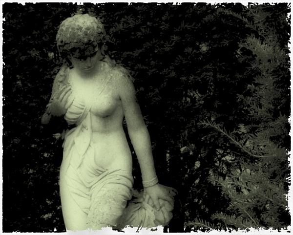 Statue by markharrop