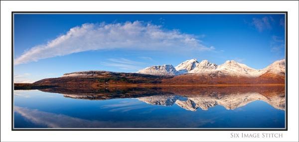 Six Image Stitch... by Scottishlandscapes