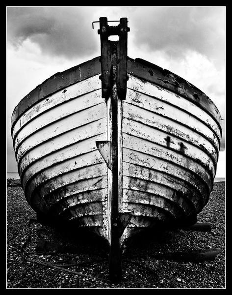 Suffolk Fishing boat by lensman