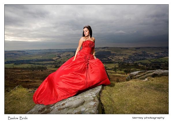Baslow Bride by MarkT