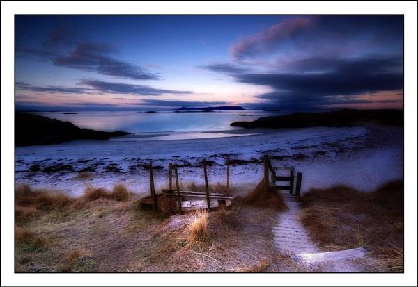 Arisaig Sunrise by TeresaH