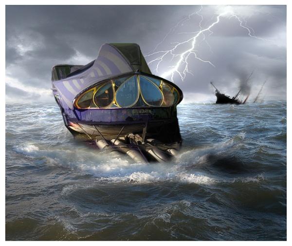 Nemo\'s Revenge by CliveA