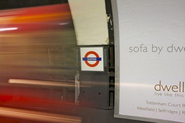 Subway at Euston by iajohnston