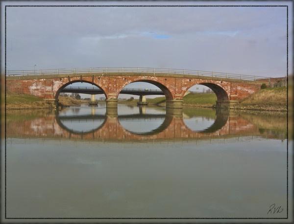 Tattershall Bridges by Doglet
