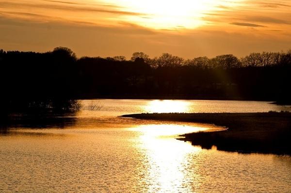 Tonbridge Sunset by colmar