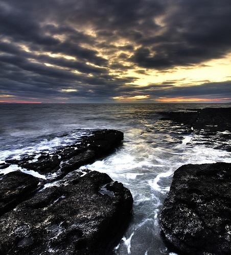 Stormy Shore by Fluke