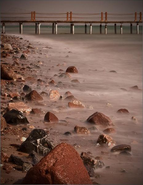 Along the Beach by JanieB43