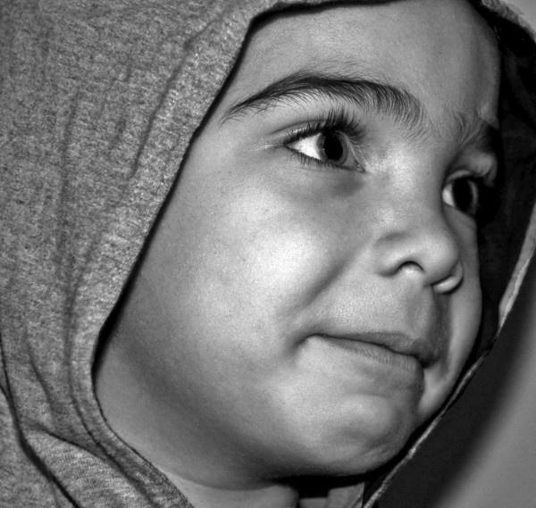 My Grandson by colmar