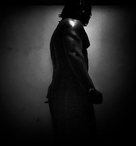 Super Hero (self protrait) by lben85