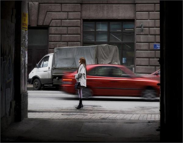 Taxi! by IgorDrankin