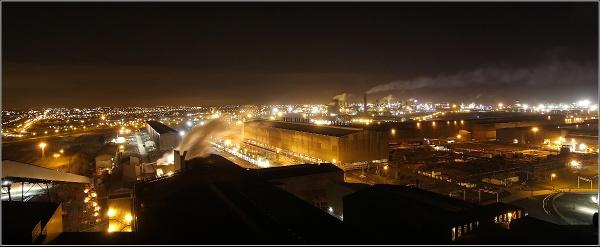 Steel Works by mumbo