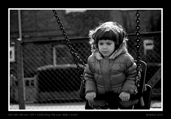 Swinging by touchingportraits