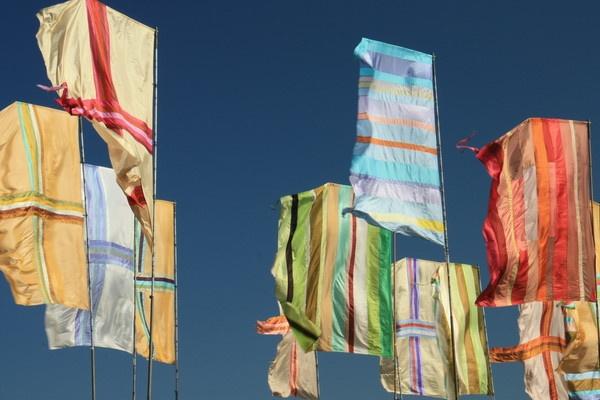 Jersey Live Flags by Berni