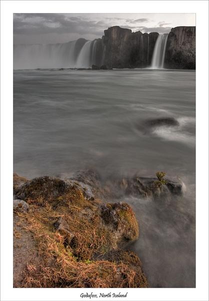 Goðafoss, Iceland by Jalapeno