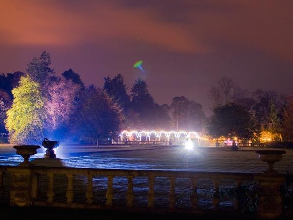 duffryn lightshow by zapar40