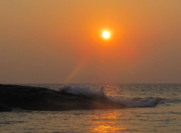 Sunset by susmitha67
