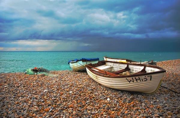 The Beach by DWW