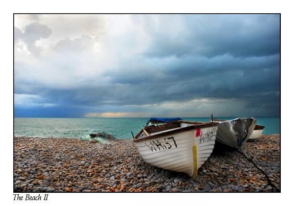 The Beach II by DWW