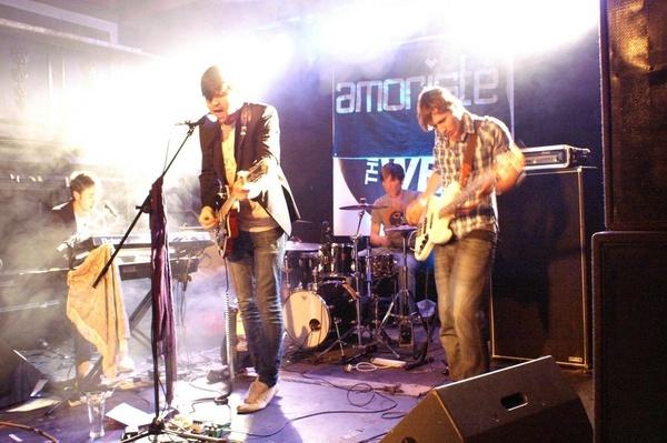 Amoriste Band by franky