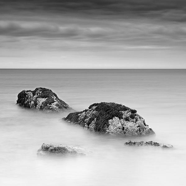 Penmon Rocks by psiman