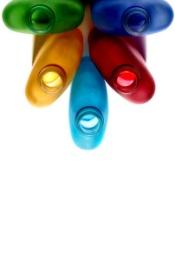 Neon Bottles