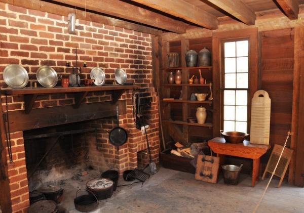 Latta Plantation Kitchen by PeelNStick