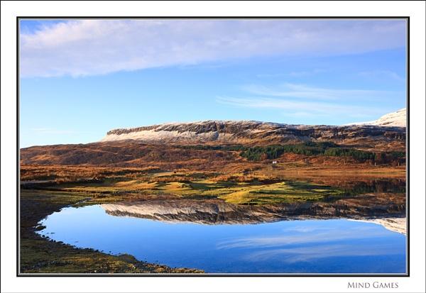 Mind Games... by Scottishlandscapes