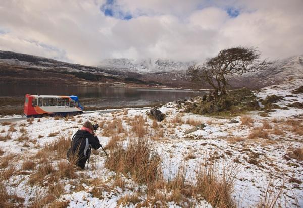 1.Torrin Bus... by Scottishlandscapes