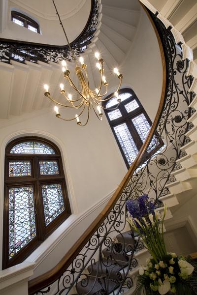 Interior Staircase by garnham123