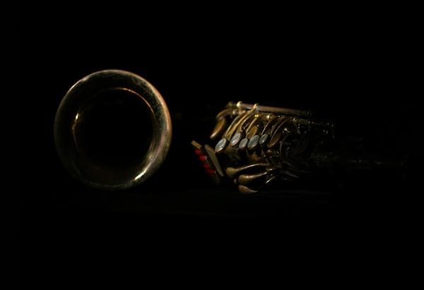 Saxophone by cattyal
