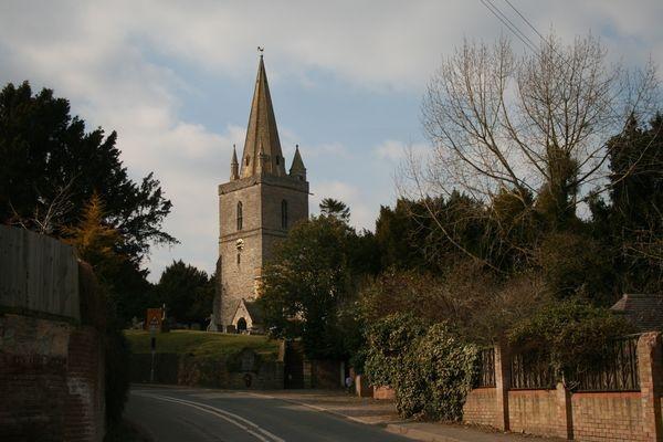Longdon Church by BobbyHB