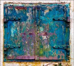 Rusty Old Shutters