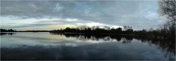 Lake Pano by ringyneck
