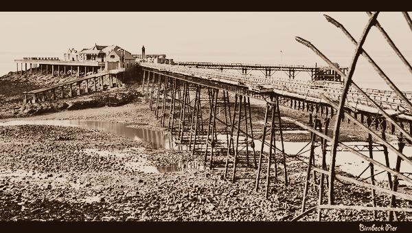Birnbeck Pier by jason_e