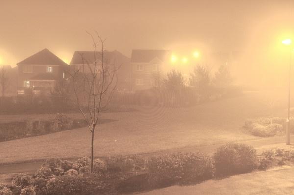 Misty night by Jimbotha