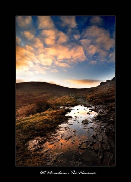 Ott Mountain by markey075